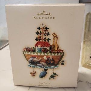 Hallmark Keepsake Noah's Ark Ornament